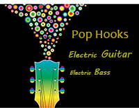 Pop Hooks Guitar and bass loops